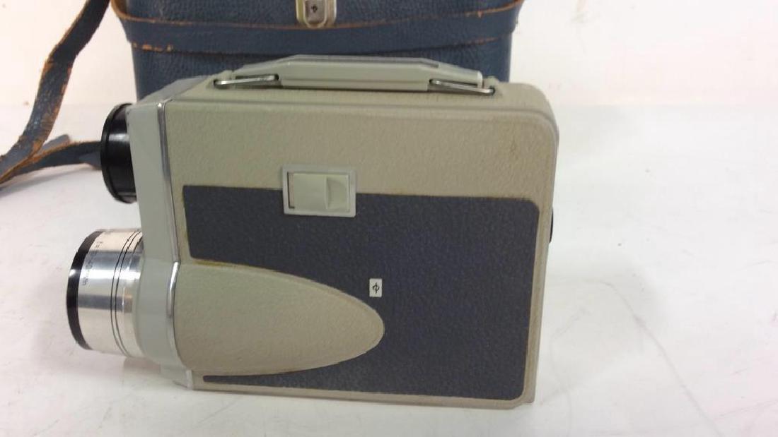 Eumig C5 Movie Camera With Case - 5