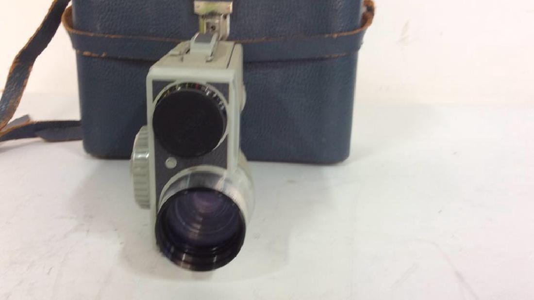 Eumig C5 Movie Camera With Case - 6