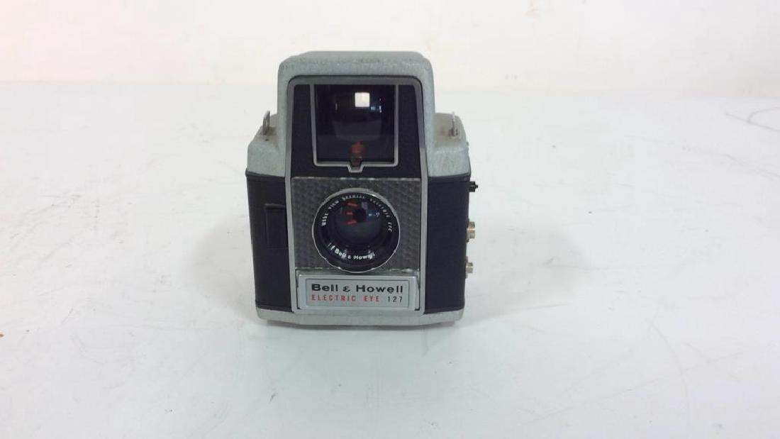 Bell & Howell Electric Eye 127 Camera - 10