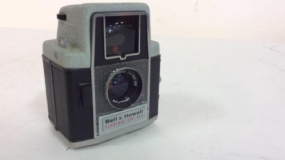 Bell & Howell Electric Eye 127 Camera - 2