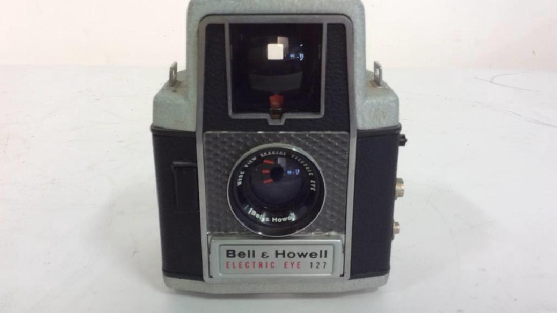 Bell & Howell Electric Eye 127 Camera - 3