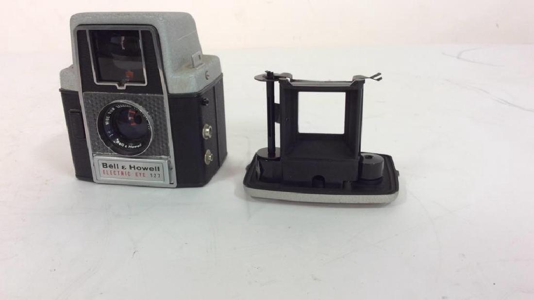 Bell & Howell Electric Eye 127 Camera - 9