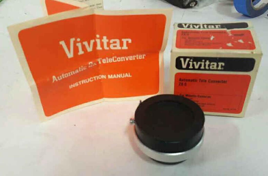 Vivitar Automatic Tele Converter