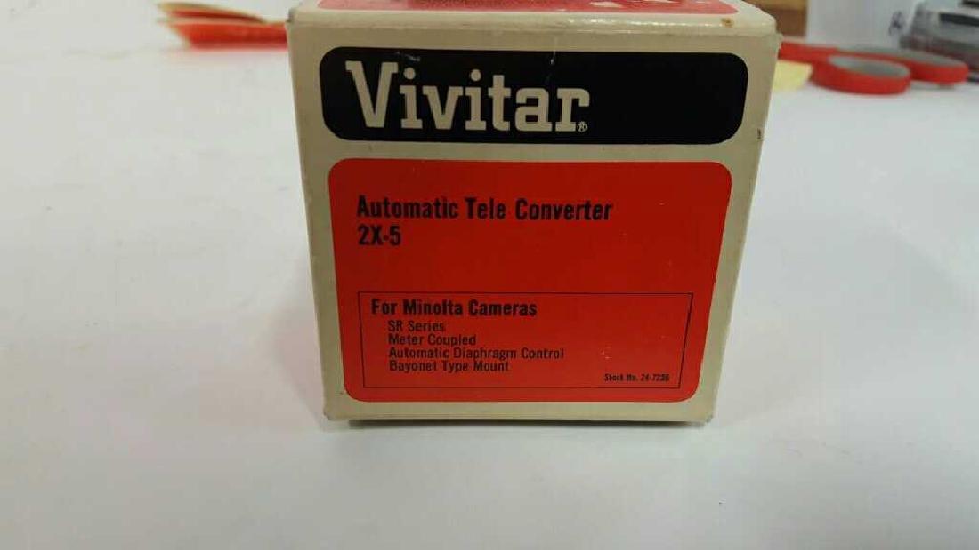Vivitar Automatic Tele Converter - 6