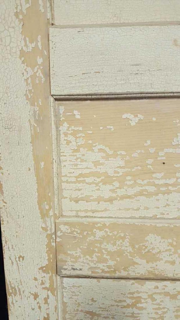 Antique Wood Door - 7