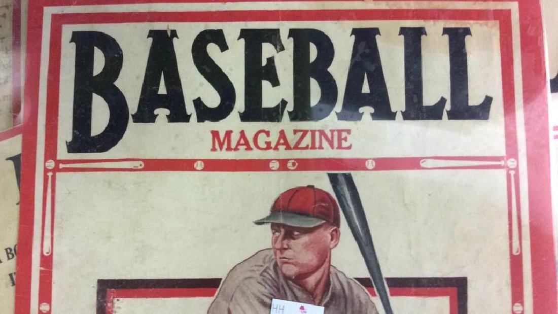 Collection Vintage Baseball Magazine Photos - 10