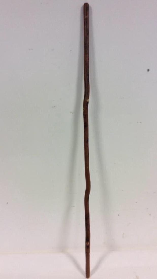 Wooden Walking Stick and Cane - 2