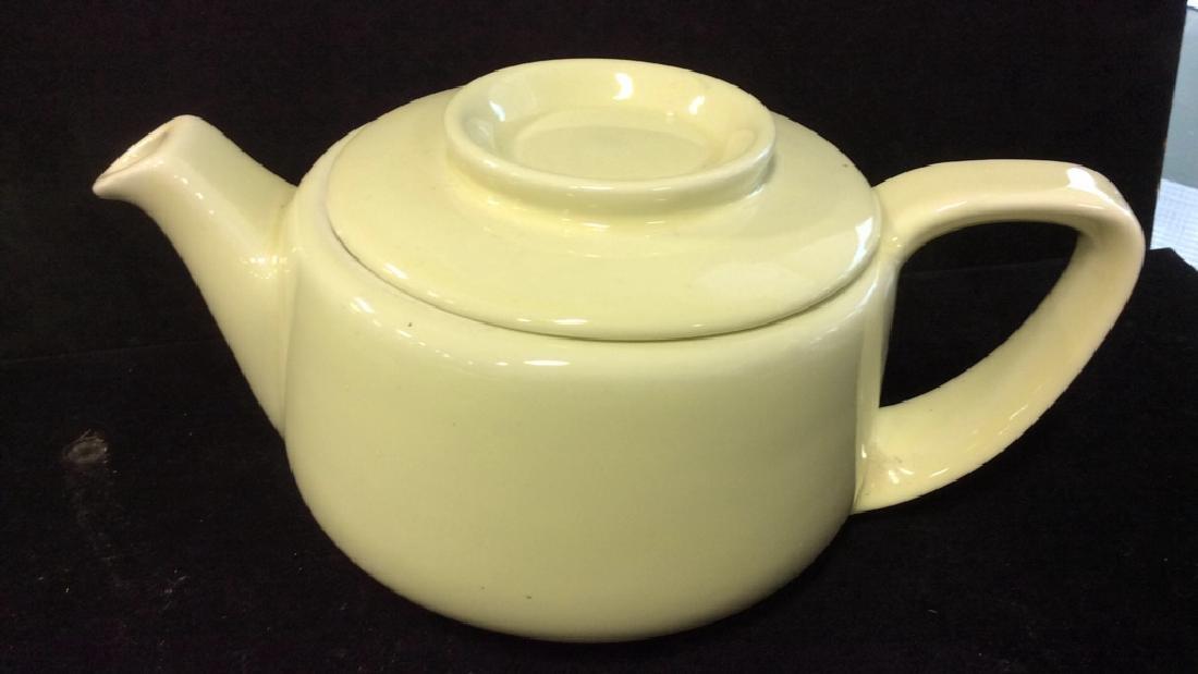 Vintage White Ceramic Group Lot - 3