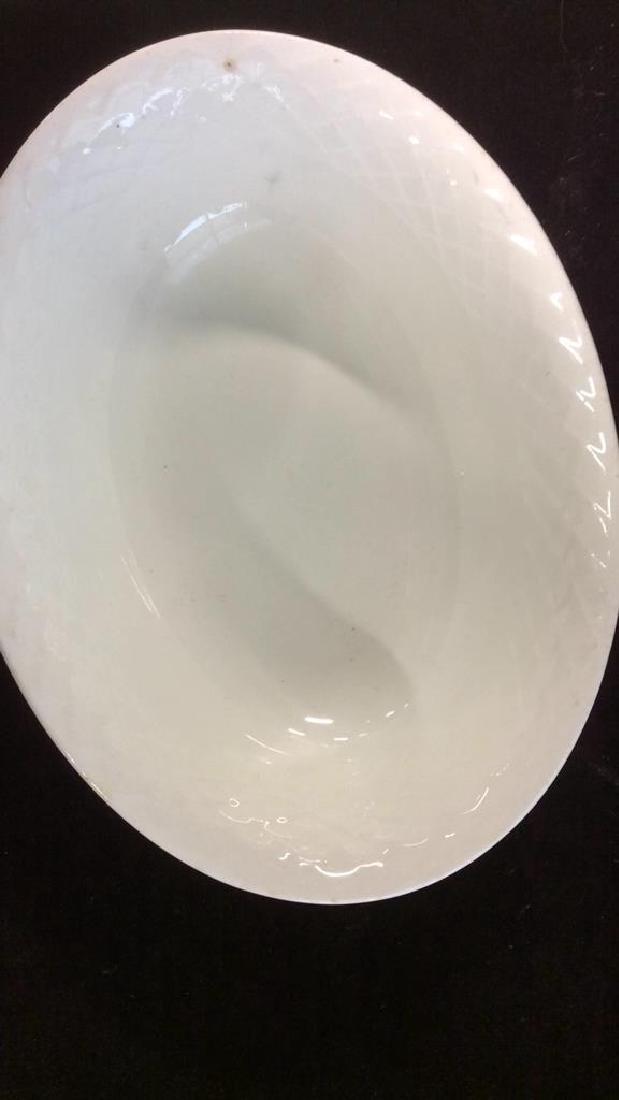 Vintage White Ceramic Group Lot - 9