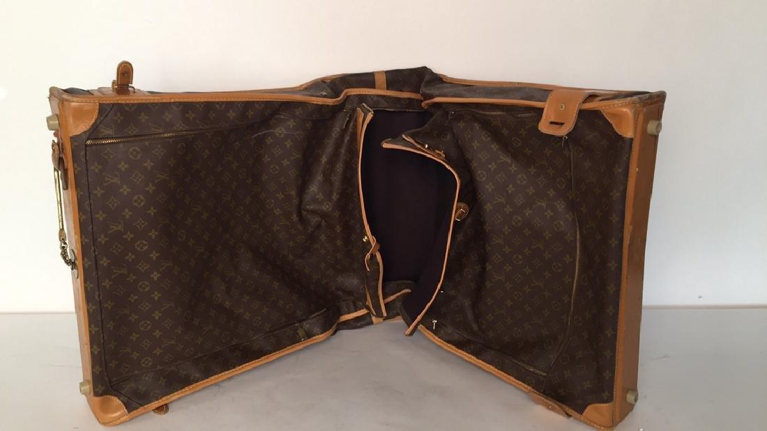 LOUIS VUITTON LV Fold Luggage Garment Bag - 6