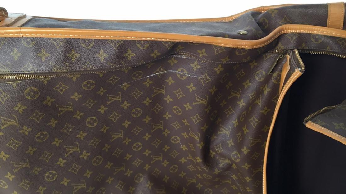 LOUIS VUITTON LV Fold Luggage Garment Bag - 7