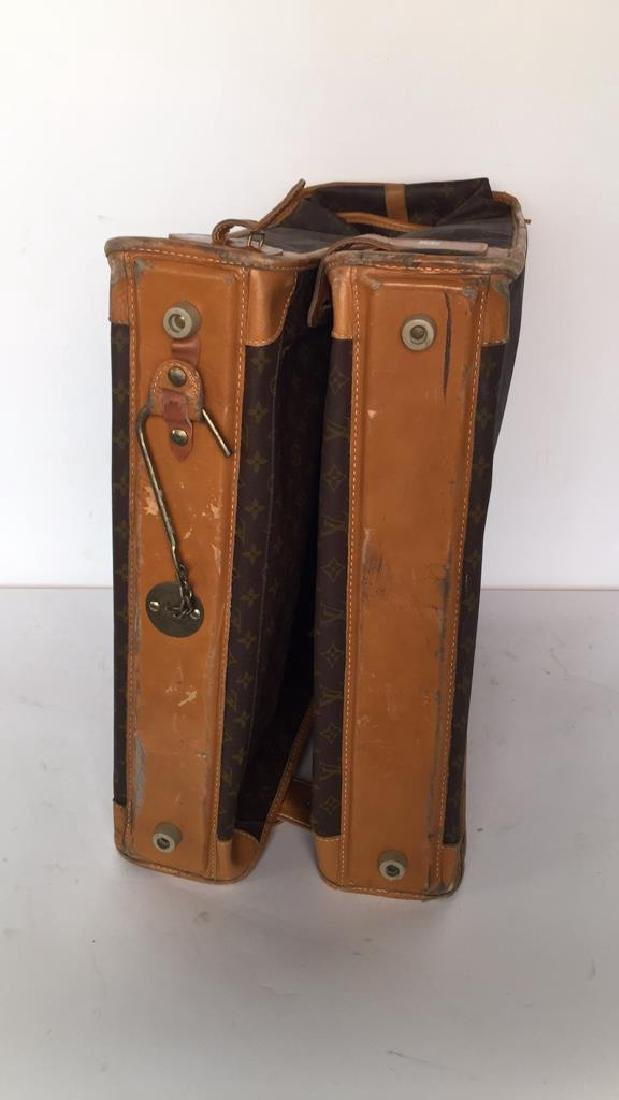 LOUIS VUITTON LV Fold Luggage Garment Bag - 9
