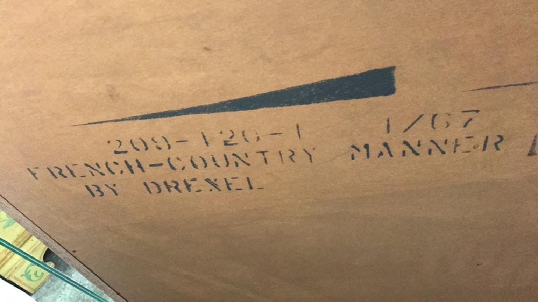 FRENCH COUNTRY MANNOR BY DREXEL Dresser - 10