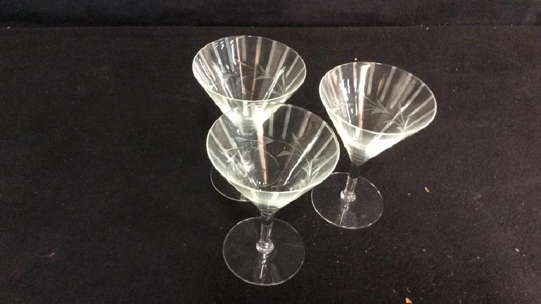 Group Lot Of Glassware - 4