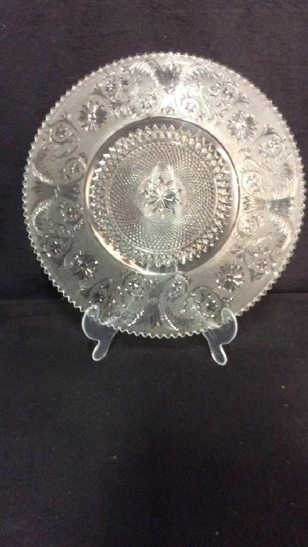 Group Lot Of Glassware - 9
