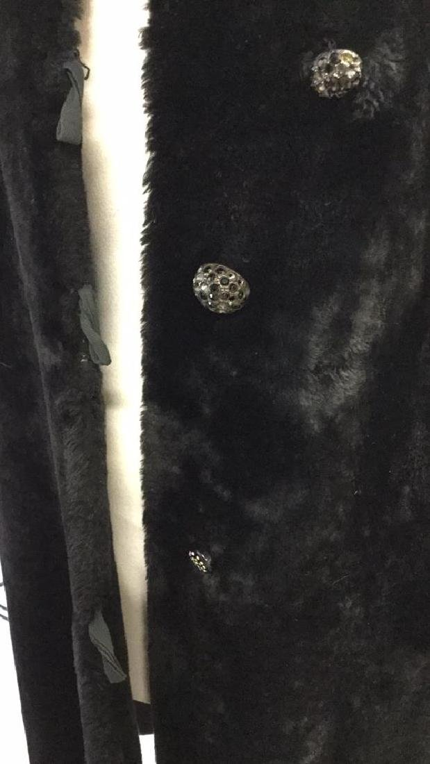 Vintage Faux Fur Coat - 2