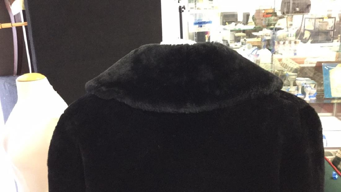 Vintage Faux Fur Coat - 4
