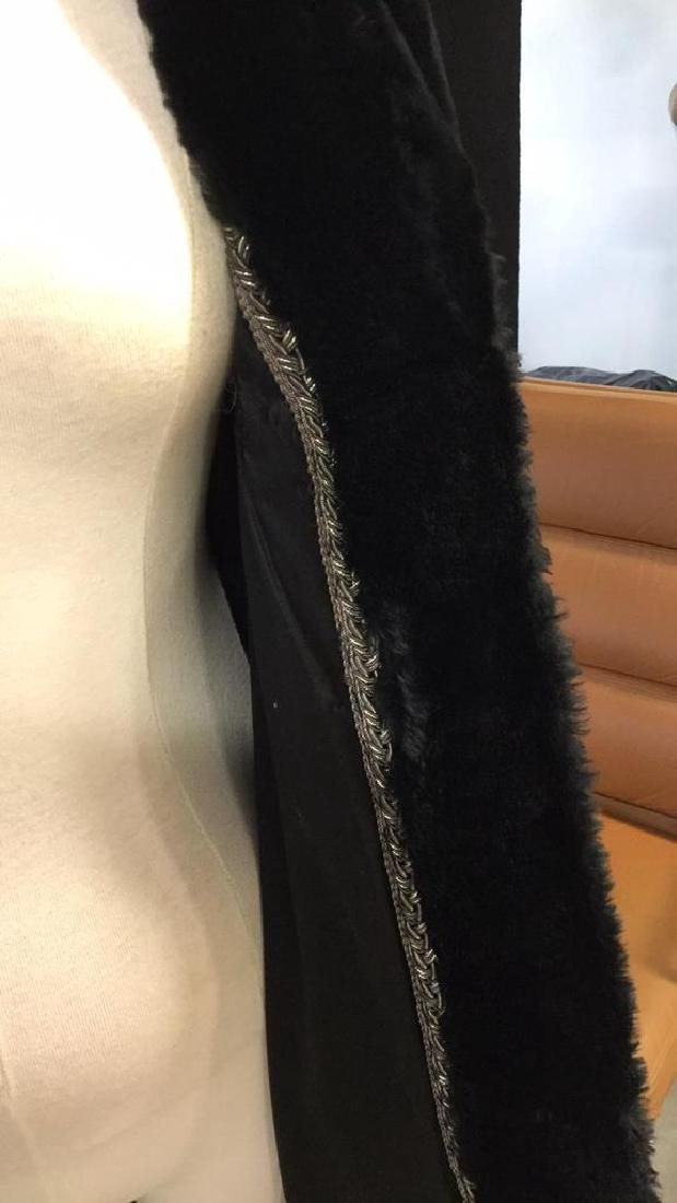 Vintage Faux Fur Coat - 6