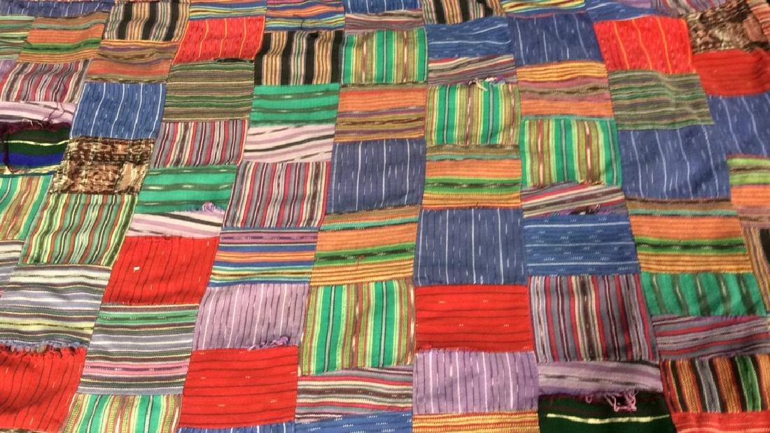 2 Vintage Patchwork Quilts - 10