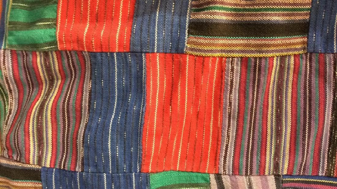 2 Vintage Patchwork Quilts - 4