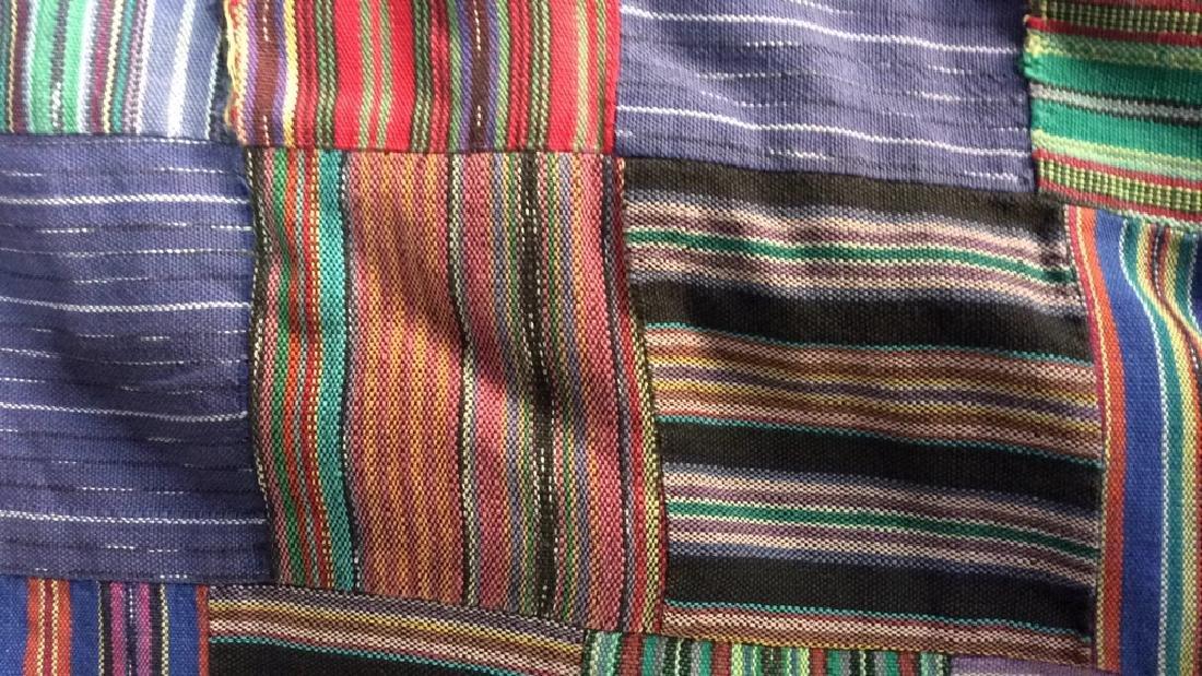 2 Vintage Patchwork Quilts - 5