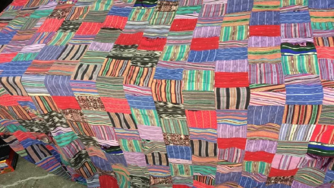 2 Vintage Patchwork Quilts - 8