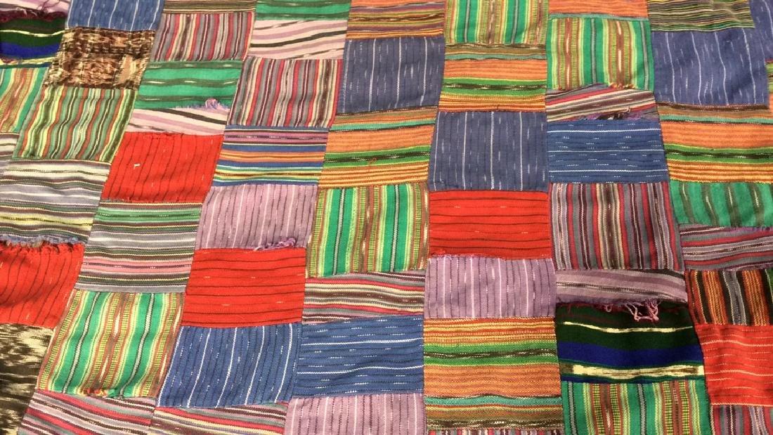 2 Vintage Patchwork Quilts - 9