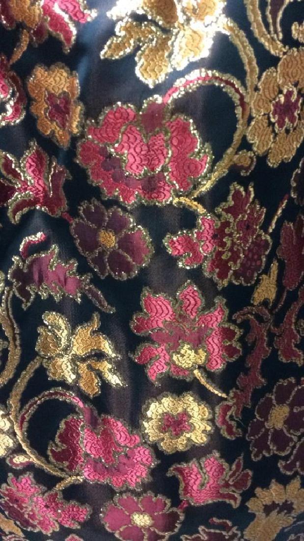 Vintage Glittery Mary McFadden Skirt - 2