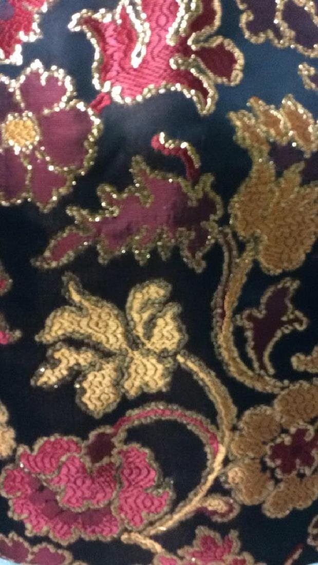 Vintage Glittery Mary McFadden Skirt - 4