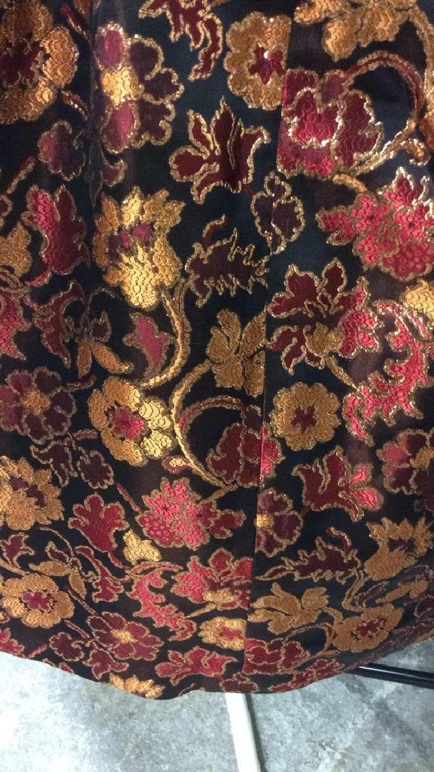 Vintage Glittery Mary McFadden Skirt - 6