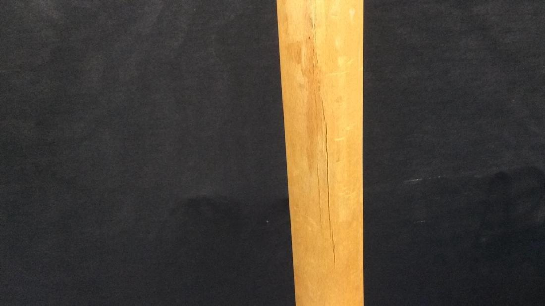 Antique Style Wooden Coat Rack - 3