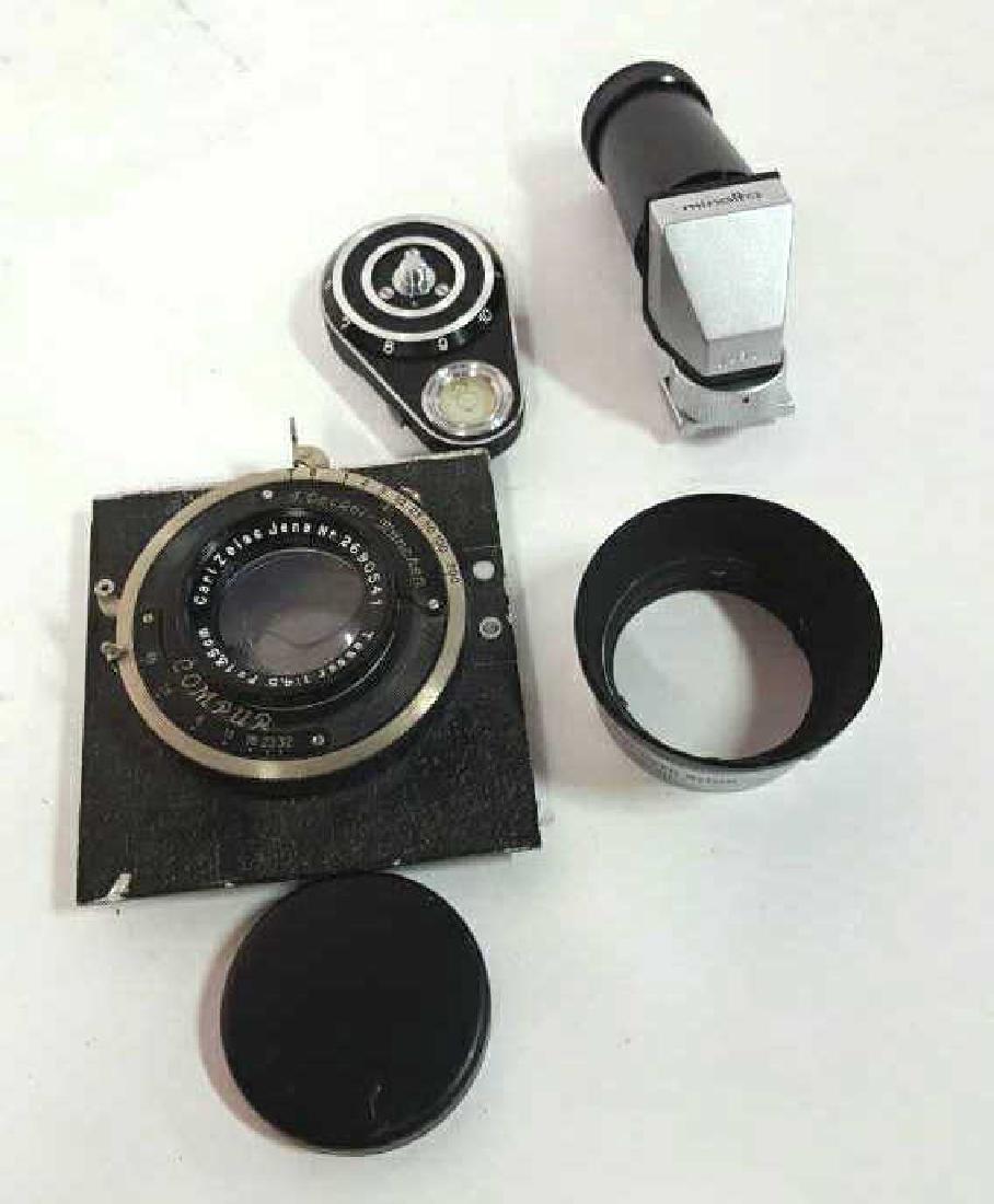 Four Camera Assessories