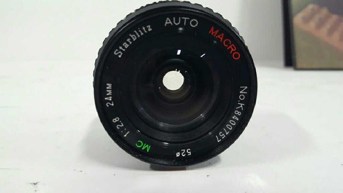Starblitz Auto Macro Camera Lens - 4