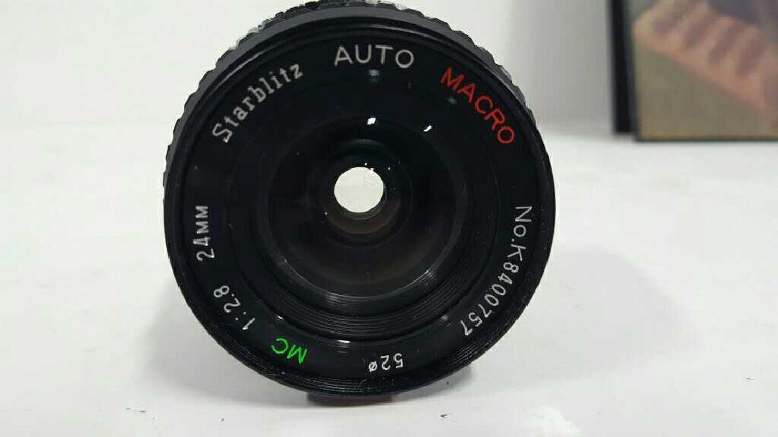 Starblitz Auto Macro Camera Lens - 5