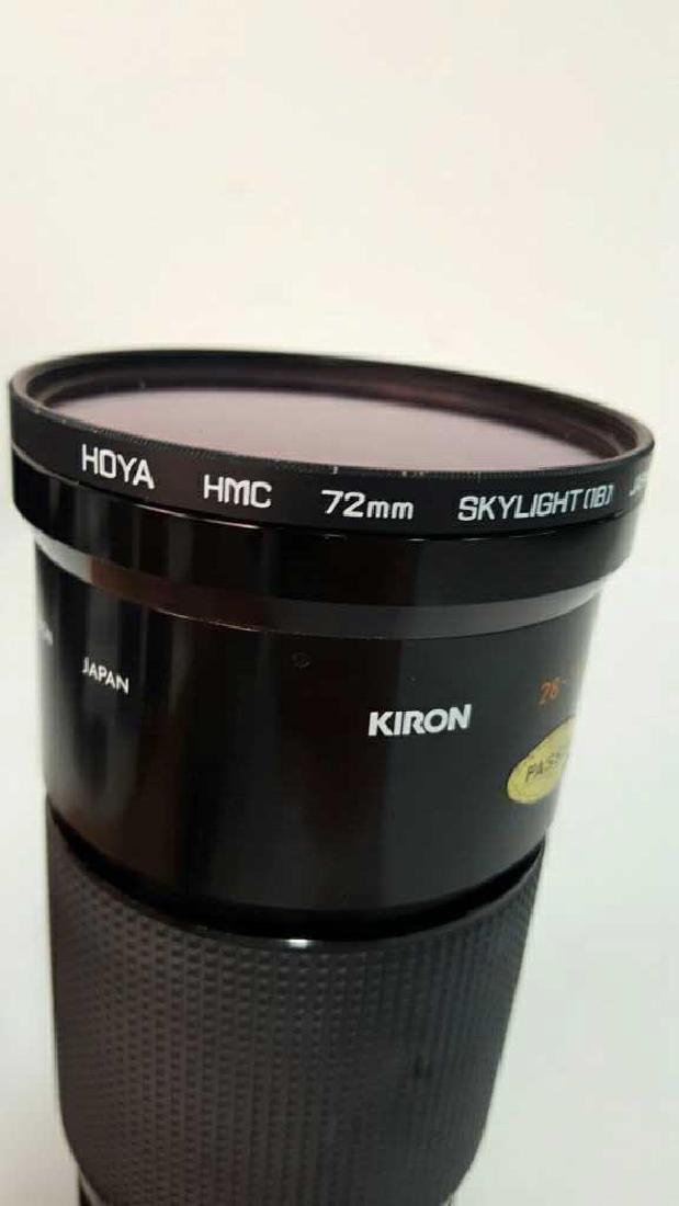 Kiron Precision Camera Lens - 6