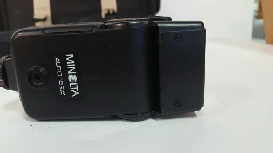 Two Minolta Flash Accessories - 10