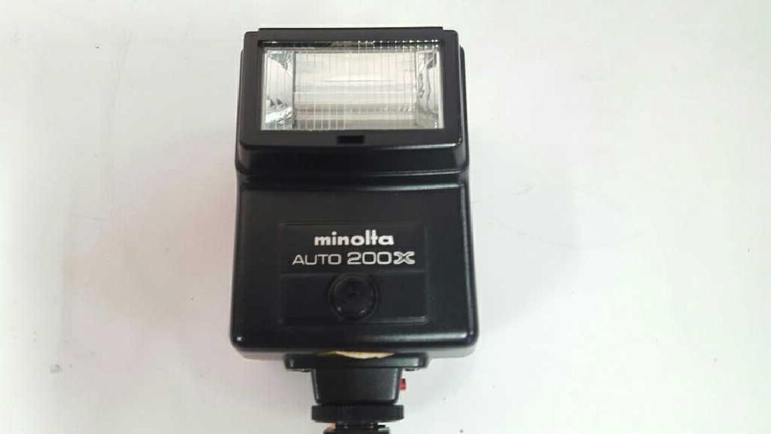 Two Minolta Flash Accessories - 2