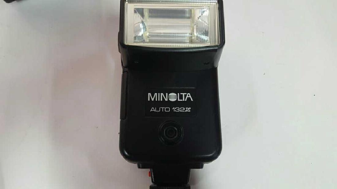 Two Minolta Flash Accessories - 6