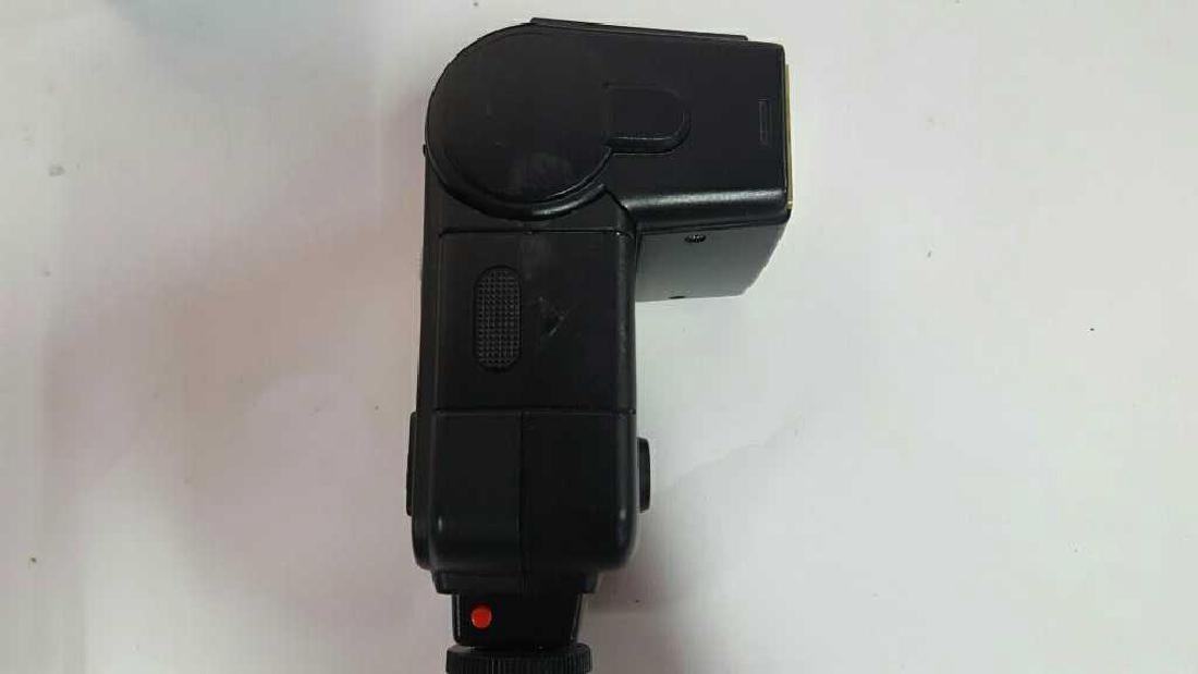 Two Minolta Flash Accessories - 7