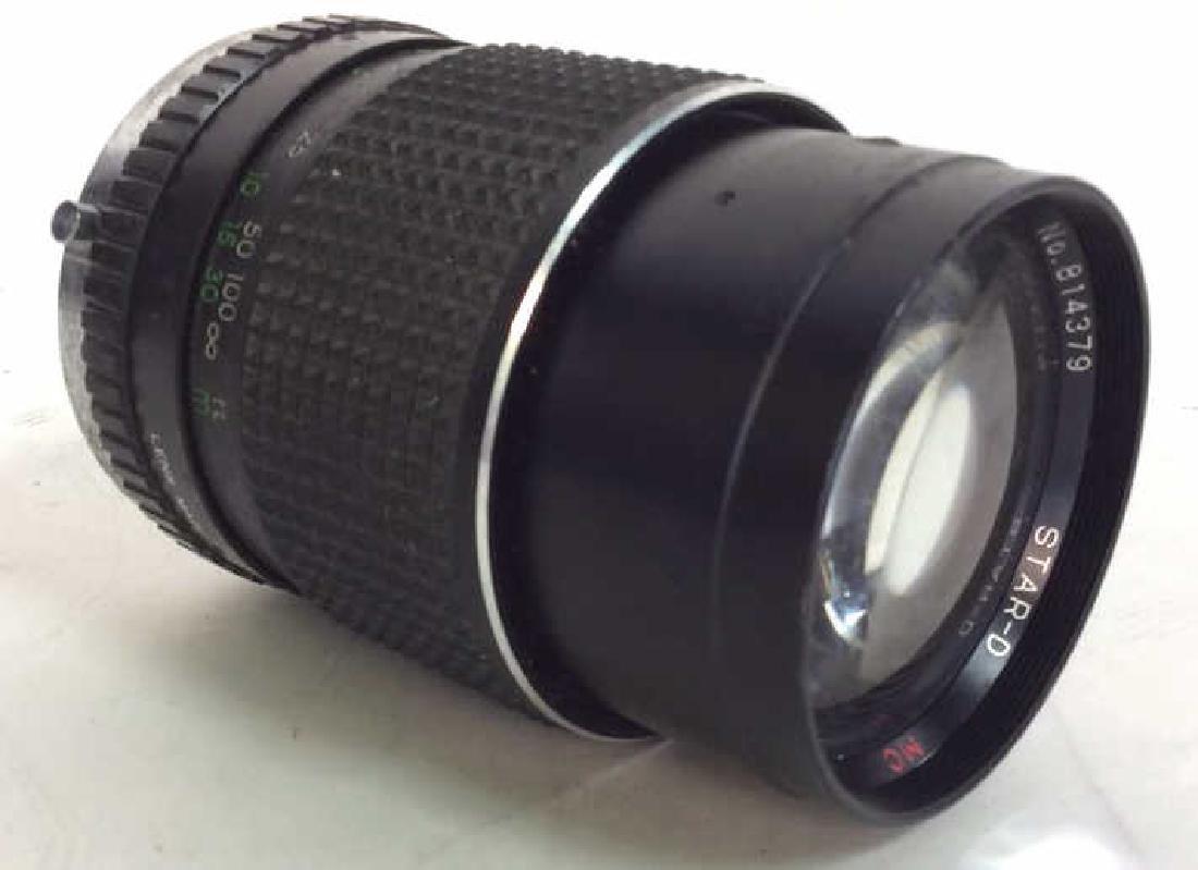 Star-D MC Camera Lens