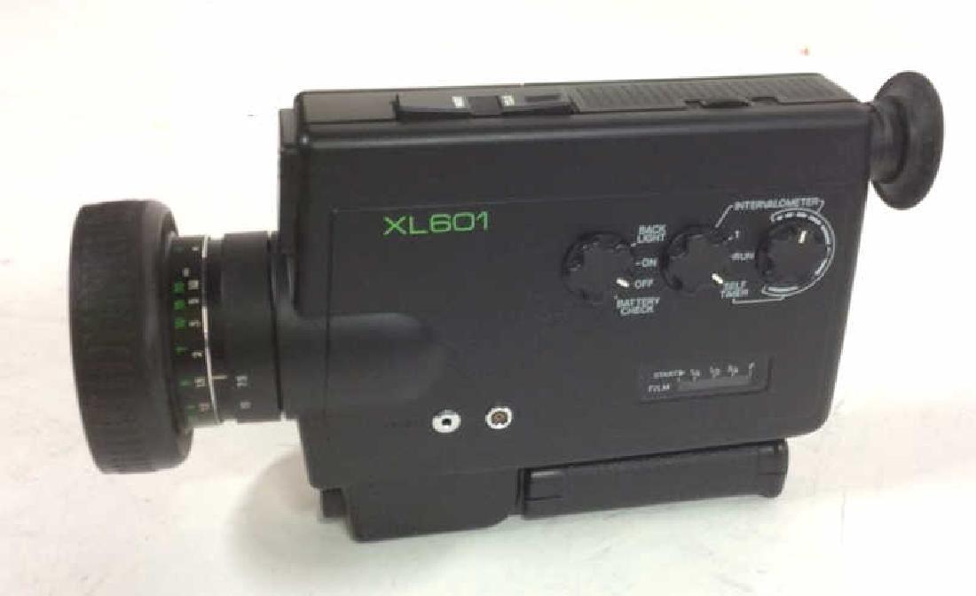 Minolta XL601 Video Camera