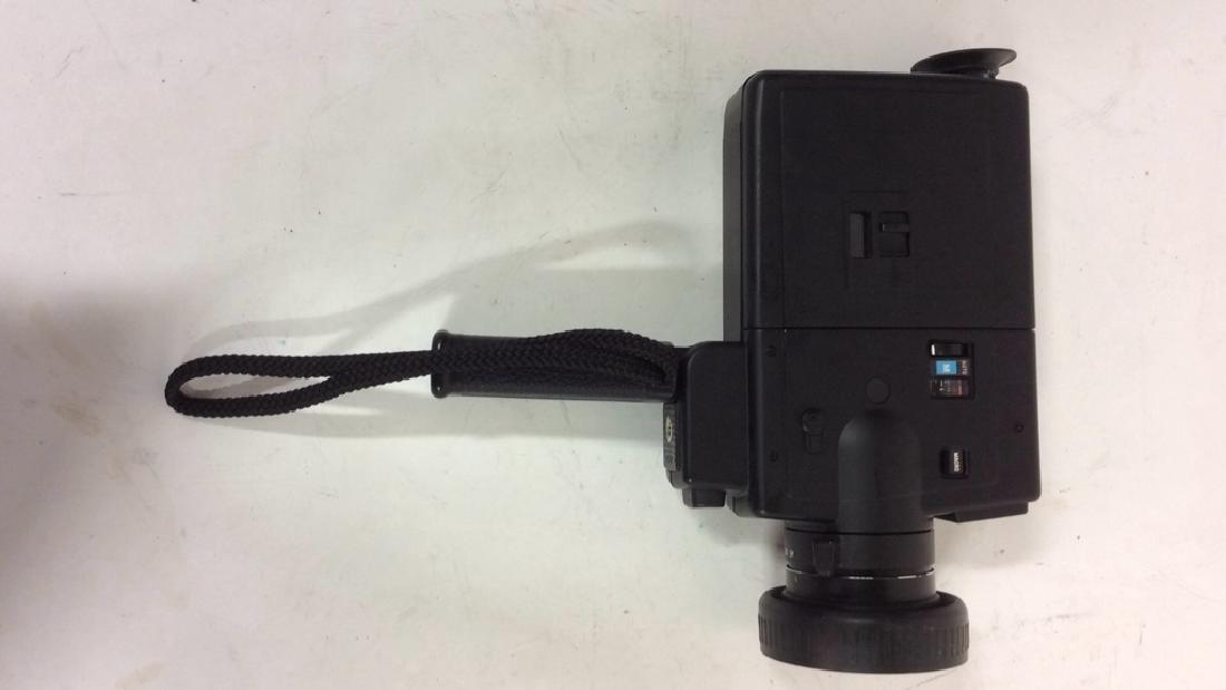 Minolta XL601 Video Camera - 4
