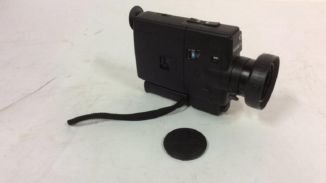 Minolta XL601 Video Camera - 6