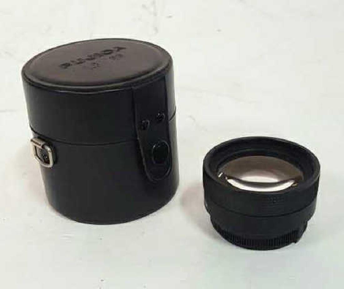 Sonoptor Camera Lens with Case