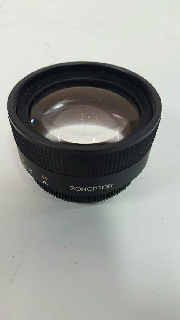 Sonoptor Camera Lens with Case - 3