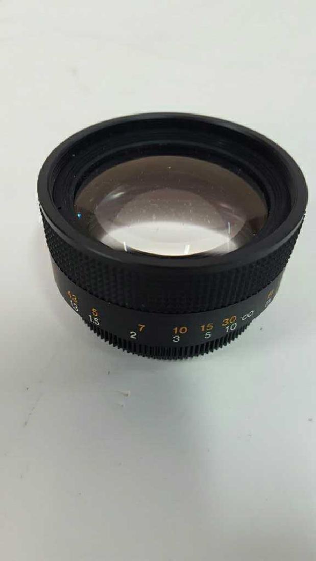 Sonoptor Camera Lens with Case - 4