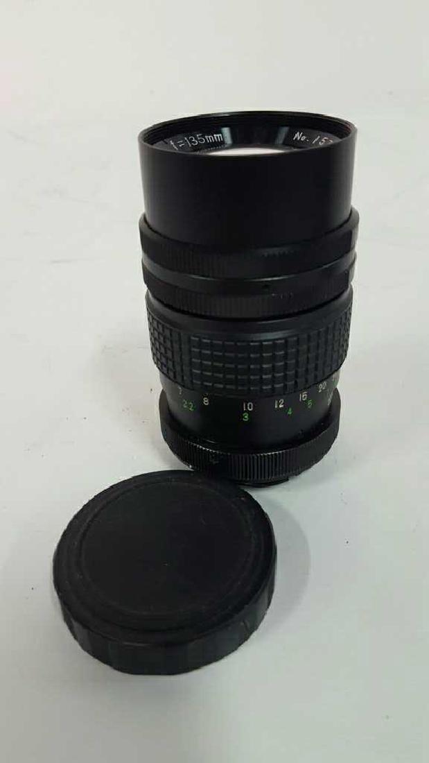 Two Camera Lens - 2