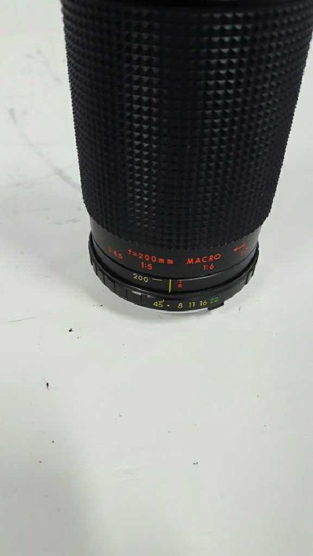 Hanimex Camera Lens - 4