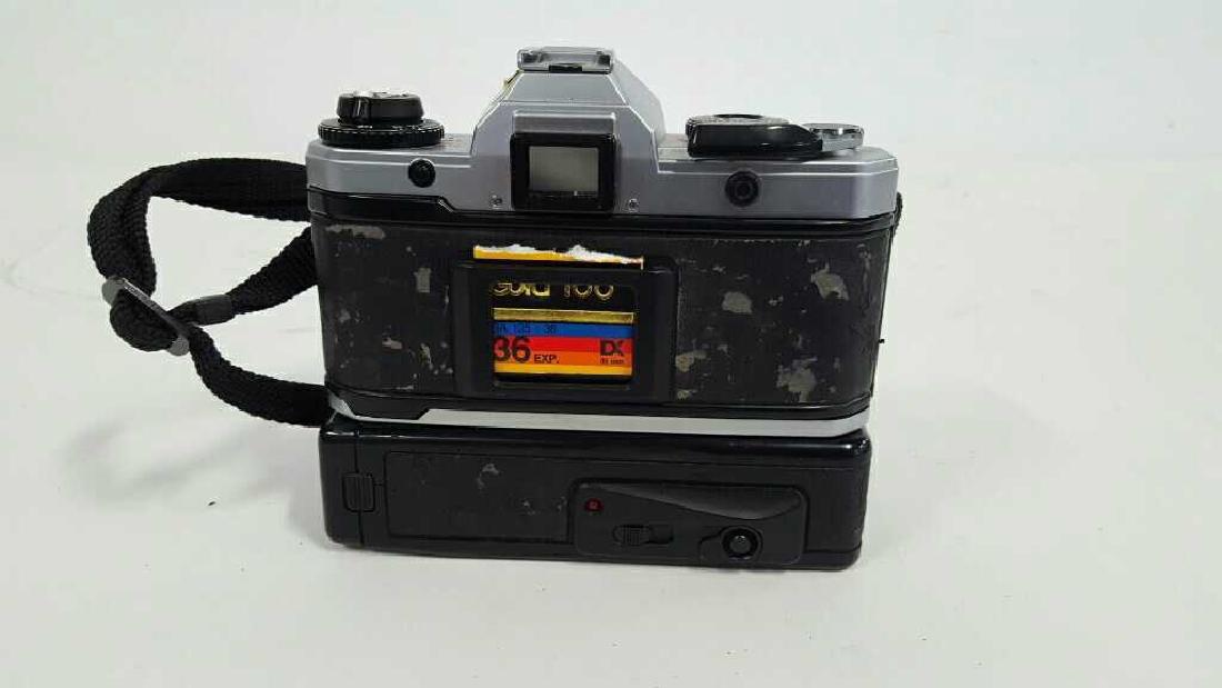 Yashica FX-D Quartz With Lens - 8