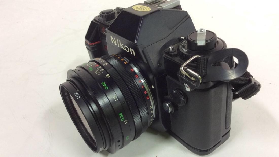 Nikon N2000 Camera With Lens Nikon - 4